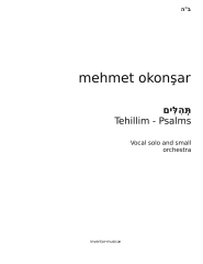 Tehillim-Psalms
