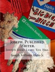 Joseph. Published. Writer.