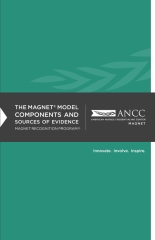 The Magnet Model Components and Sources of Evidence, 2014 Edition