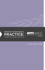 Exemplary Professional Practice: Criteria for Nursing Excellence