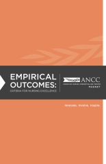 Empirical Outcomes: Criteria for Nursing Excellence