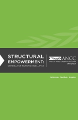 Structural Empowerment: Criteria for Nursing Excellence
