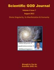 Scientific GOD Journal Volume 4 Issue 7