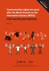 Communication rights ten years after the World Summit on the Information Society: Civil society perceptions