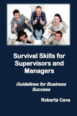 Survival Skills for Supervisors and Managers