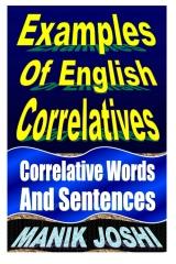 Examples Of English Correlatives