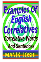 Examples Of English Correlatives