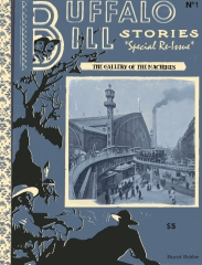 Buffalo Bill Stories Special Re-Issue
