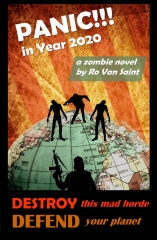 Panic in Year 2020: A Zombie Novel