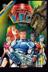 Capitán Leo-Capítulo 1-Salvando a Maridia