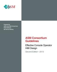 2013 Effective Console Operator HMI Design