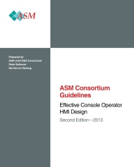 2013 Effective Console Operator HMI Design
