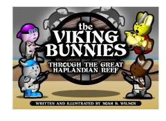 The Viking Bunnies - Through The Great Haplandian Reef
