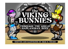 The Viking Bunnies - Through The Great Haplandian Reef