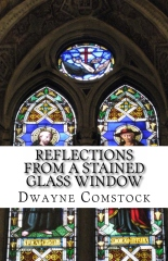 Reflections From A Stained Glass Window