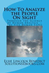 How To Analyze the People On Sight