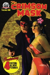 The Crimson Mask Volume One