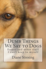 Funny essays on parenting, life, dogs, and other things I don't understand