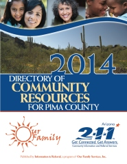 Directory of Community Resources for Pima County 2014