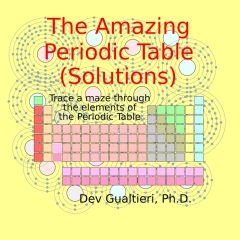 The Amazing Periodic Table (Solutions)