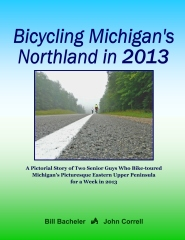 Bicycling Michigan's Northland in 2013
