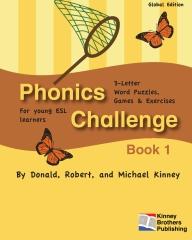 Phonics Challenge, Book 1