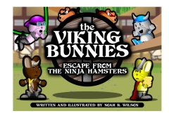 The Viking Bunnies - Escape From The Ninja Hamsters