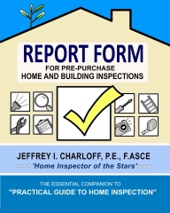REPORT FORM for Pre-Purchase Home and Building Inspections