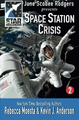 Star Challengers: Space Station Crisis