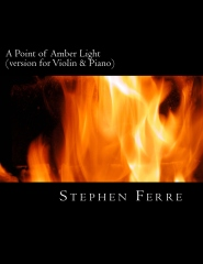 A Point of Amber Light (piano reduction)