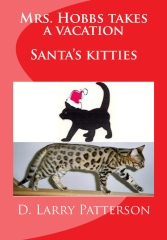 Mrs. Hobbs takes a vacation & Santa's kitties