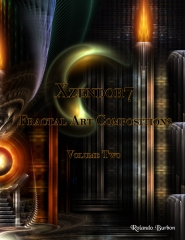 Xzendor7 Fractal Art Composition Volume II