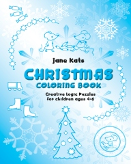 MouseMatics Christmas Coloring Book