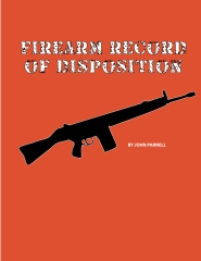 Firearm Record of Disposition