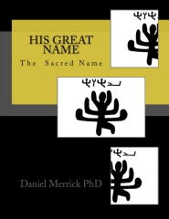His Great Name
