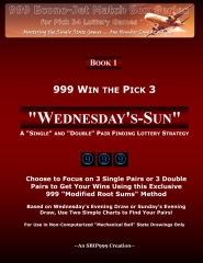 999 Win the Pick 3: Wednesday's-Sun