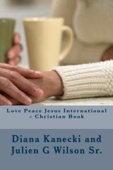 Love Peace Jesus International - Christian Book