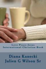 Love Peace Jesus International Christian Book