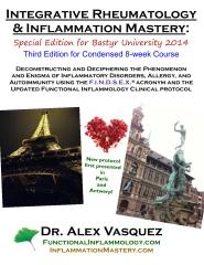 Integrative Rheumatology and Inflammation Mastery: Third Edition