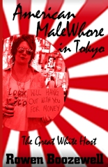 American MaleWhore in Tokyo - Fun Fact Edition