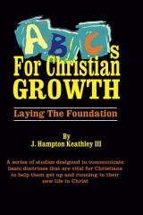 ABCs for Christian Growth