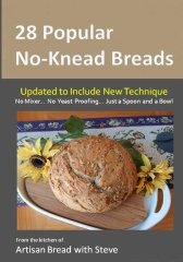 28 Popular No-Knead Breads