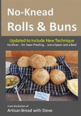 No-Knead Rolls & Buns