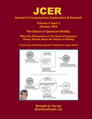 Journal of Consciousness Exploration & Research Volume 5 Issue 1