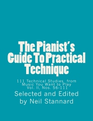 The Pianist's Guide To Practical Technique, Vol II