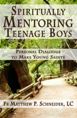 Spiritually Mentoring Teenage Boys