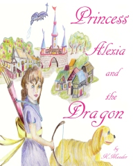 Princess Alexia and the Dragon