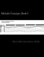 Melodic Concepts, Book I