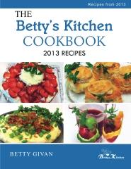 The Bettyskitchen Cookbook