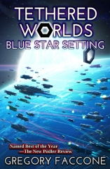 Tethered Worlds: Blue Star Setting